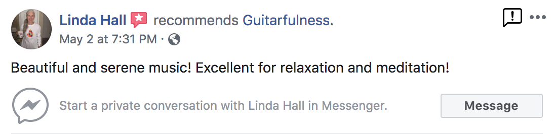 Guitarfulness - It's ALL About Vibrations